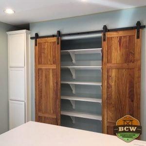 004. Canary Wood Door